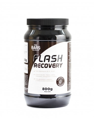 Flash Recovery PUSH BARS Sabor Cacao