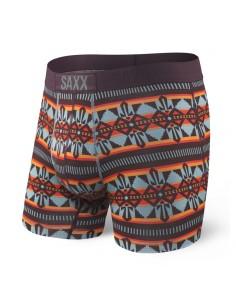 Calzoncillos de Moda SAXX Vibe Boxer Trading Blanket