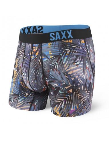 Calzoncillos de Moda SAXX Fuse Boxer Mystic Palm