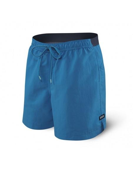 Bañador 2en1 SAXX CannonBall Pure Blue