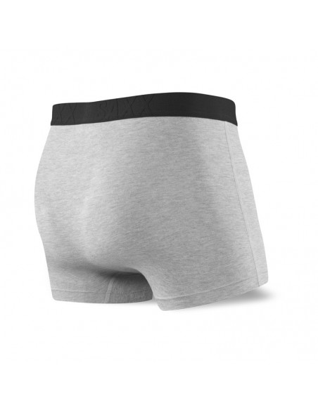 Calzoncillos Hombre SAXX Undercover Boxer Trunk Grey Heather