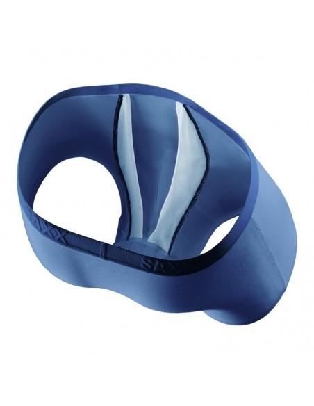 Calzoncillos Hombre SAXX Vibe Boxer Brief Blue Nighthawk