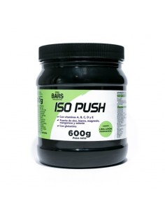 Carbohidratos PUSH BARS ISO...