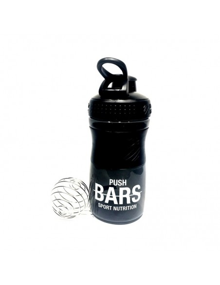 Botella Mezclador PUSH BAR Shaker