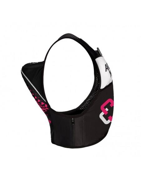 Chaleco de hidratación para Trail Running Arch Max color rosa