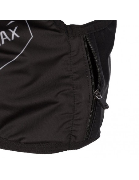 Chaleco de hidratación para Trail Running Arch Max color rosa bolsillos laterales
