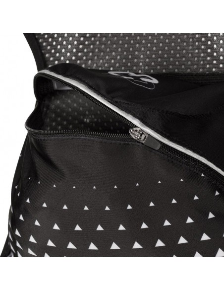 Chaleco de hidratación para Trail Running Arch Max color negro bolsillo trasero