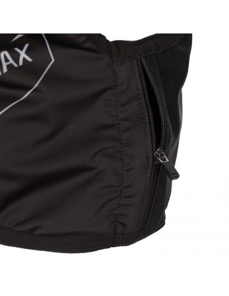 Chaleco de hidratación para Trail Running Arch Max color negro bolsillos laterales