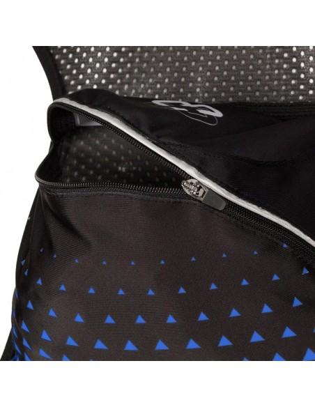Chaleco de hidratación para Trail Running Arch Max color azul bolsillo trasero