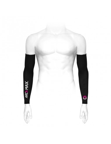 Manguitos ARCh MAX Arm Sleeves de color negro