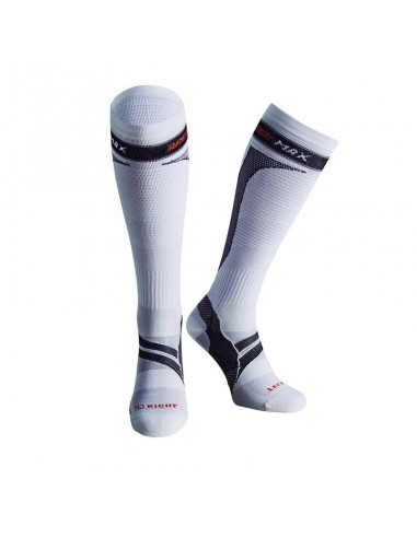 Calcetines Largos Running ARCh MAX Ungravity Ultralight color blanco
