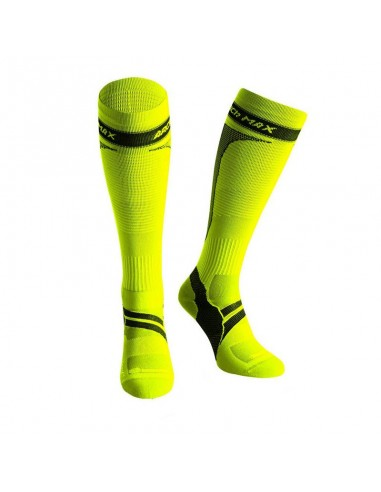 Calcetines Largos Running ARCh MAX Ungravity Ultralight color amarillo