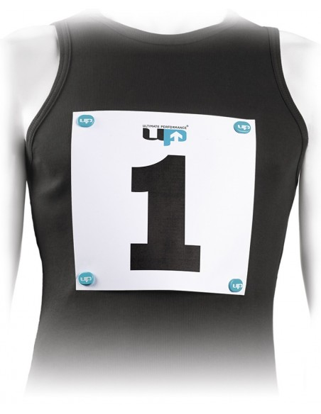 Imanes Porta-Dorsal UP Magnetic Race Numbers Holders