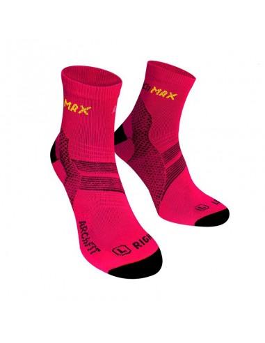 Calcetines Running ARCh MAX ARChFIT Run de color rosa