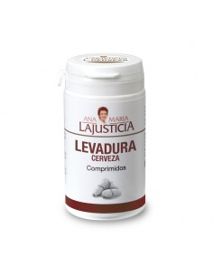 Levadura de Cerveza Ana Maria Lajusticia 80 Comprimidos