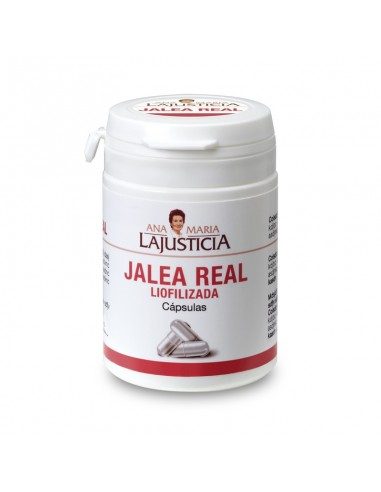 Jalea Real Liofilizada Ana Maria Lajusticia Cápsulas